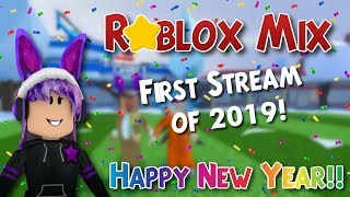 Roblox Mix #198 - Jailbreak, Phantom Forces and more!   FIRST STREAM OF 2019!!
