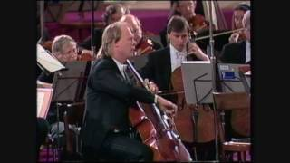 The Papal Concert Kol Nidrei for cello & orchestra Op 47 HD.wmv