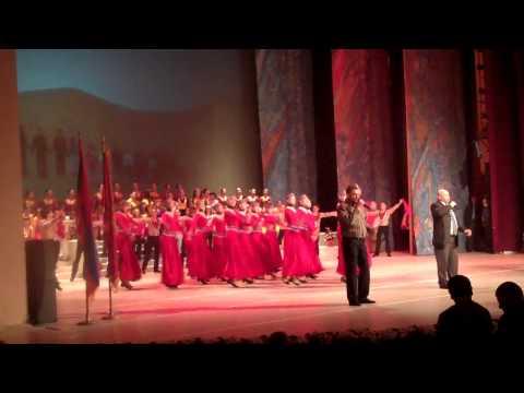 ARF 120 Anniversary At Yerevan Opera Theatre