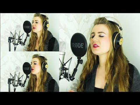 Charlie Puth - Attention   Me x3 Harmony Cover by Beth Tysall