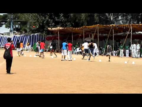 St Johns High School, Bangalore-Sports Day