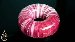 Marble Glaze Recipe | Savour Online Classes