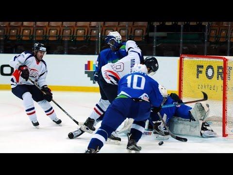 Slovenia vs. Korea - 2016 IIHF Ice Hockey World Championship Division I Group A