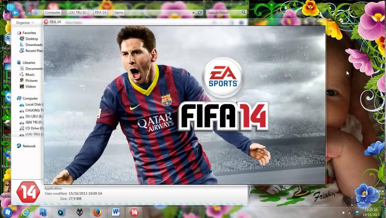 Download FIFA 14 FULL Crack++ Hướng dẫn cài đặt Crack FIFA 14 FULL mới nhất 2014 Phần 2