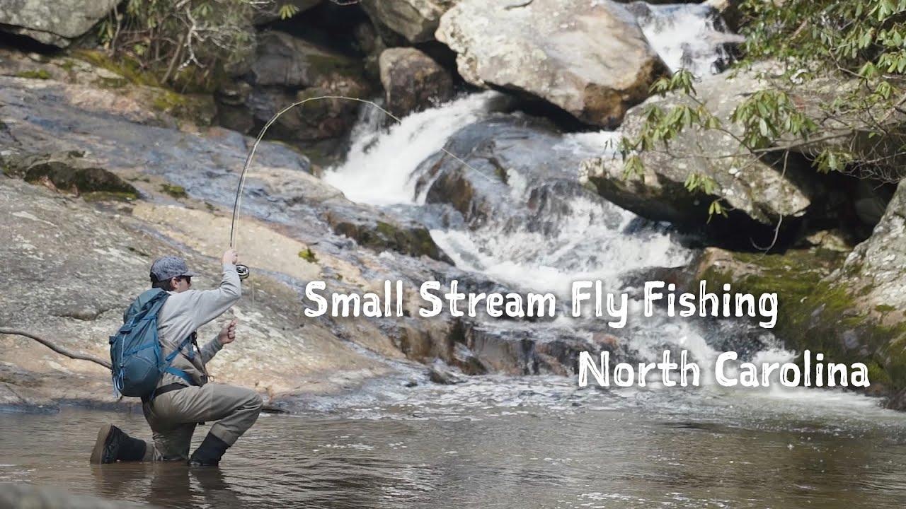 SPRING FLY FISHING & CAR CAMPING NORTH CAROLINA [Giveaway winner announced]