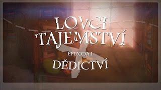 cmm lovci tajemstv s01 1 dl dědictv   česk minecraft film
