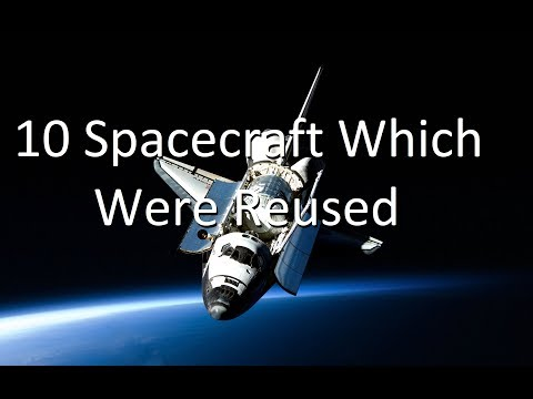 A History Of Reused Spacecraft