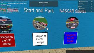 ROBLOX NASCAR 17' The Hub