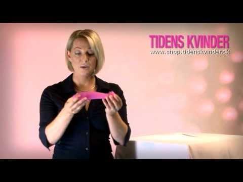 Tidens Kvinder tester kombivibratoren Sexy Rabbit