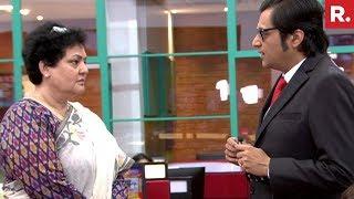 Arnab Goswami Speaks To NCW Chief Rekha Sharma Over Rewari Case | EXCLUSIVE