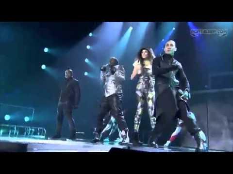 Black Eyed Peas - The E.N.D. World Tour (Live From Staples Center) - 2010