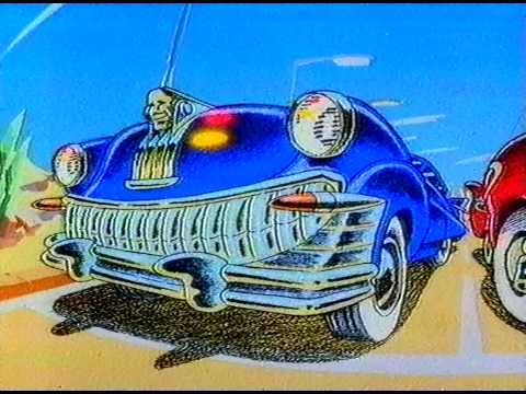 Milky Way - Red Car/Blue Car (original 1989 ad)