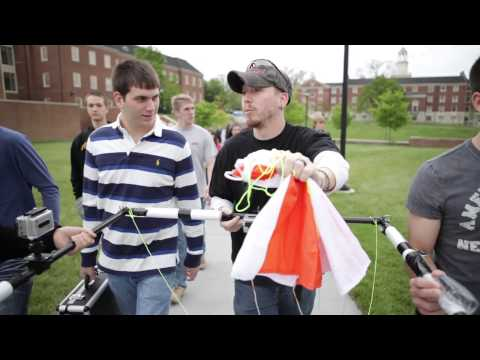Miami University Undergraduate Research Project High Flight