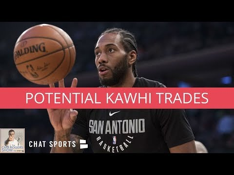 NBA Trade Rumors: Potential Kawhi Leonard Trades For Summer 2018