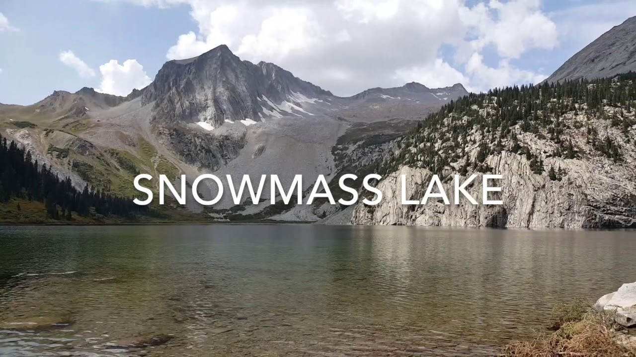Snowmass Lake - Willow Lake Loop