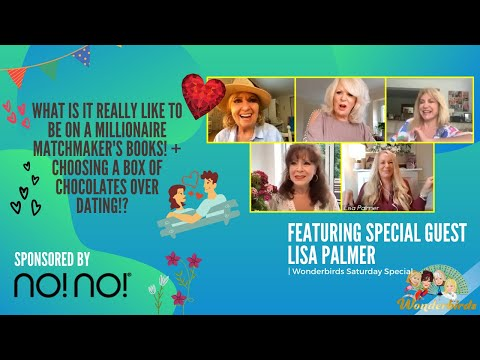 Socially Distanced Dating With Expert Millionaire Matchmaker Lisa | Wonderbirds Saturday Special from YouTube · Duration:  19 minutes 29 seconds