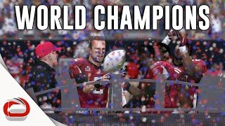 ATLANTA FALCONS - SUPER BOWL LI CHAMPIONS - MADDEN 17