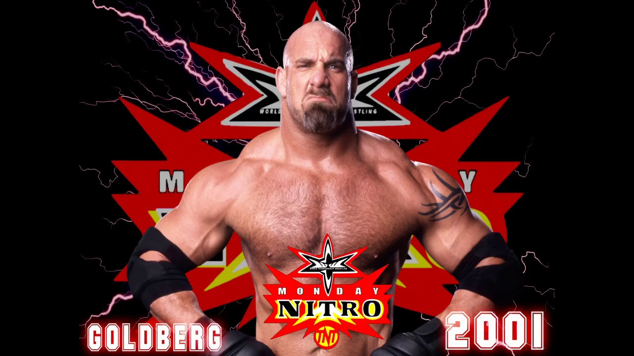 BILL GOLDBERG WCW THEME 2001