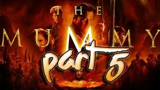 The Mummy: Tomb of the Dragon Emperor (Wii, PS2) Walkthrough Part 5