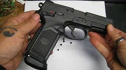 FNX 45 acp table top review