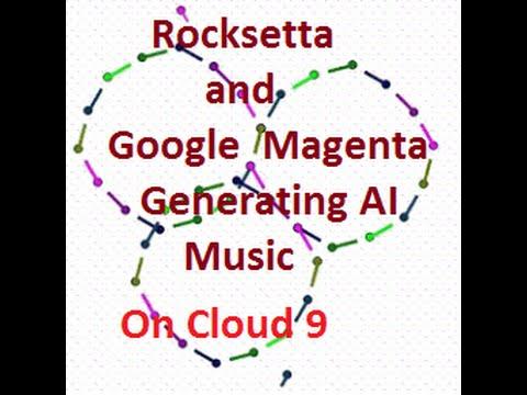 Google Tensorflow Magenta Music Online