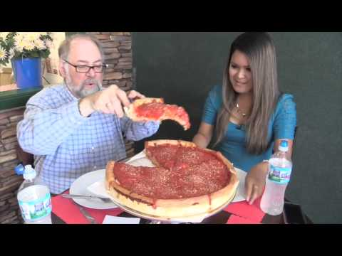 NEO's Best Pizza: A vist to the Great American Pizza Co