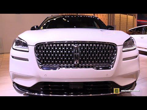 2020 Lincoln Corsair - Exterior and Interior Walkaround - Debut at 2019 NY Auto Show