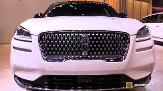 2020 Lincoln Corsair - Exterior and Interior Walkaround - Debut at 2019 NY Auto Show
