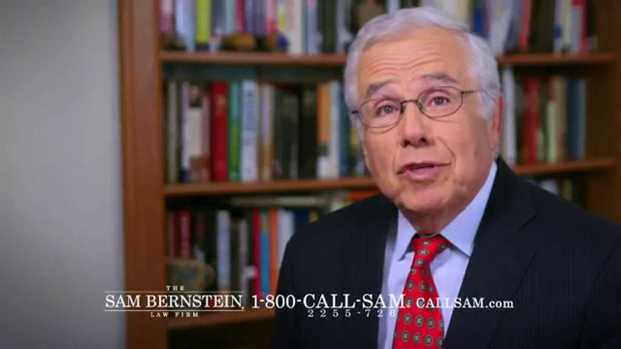 Lawyer Advertising Has Changed Since Sam Bernstein Started - YouTube