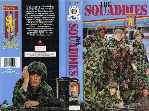 Aston Villa - The Squaddies (1995)