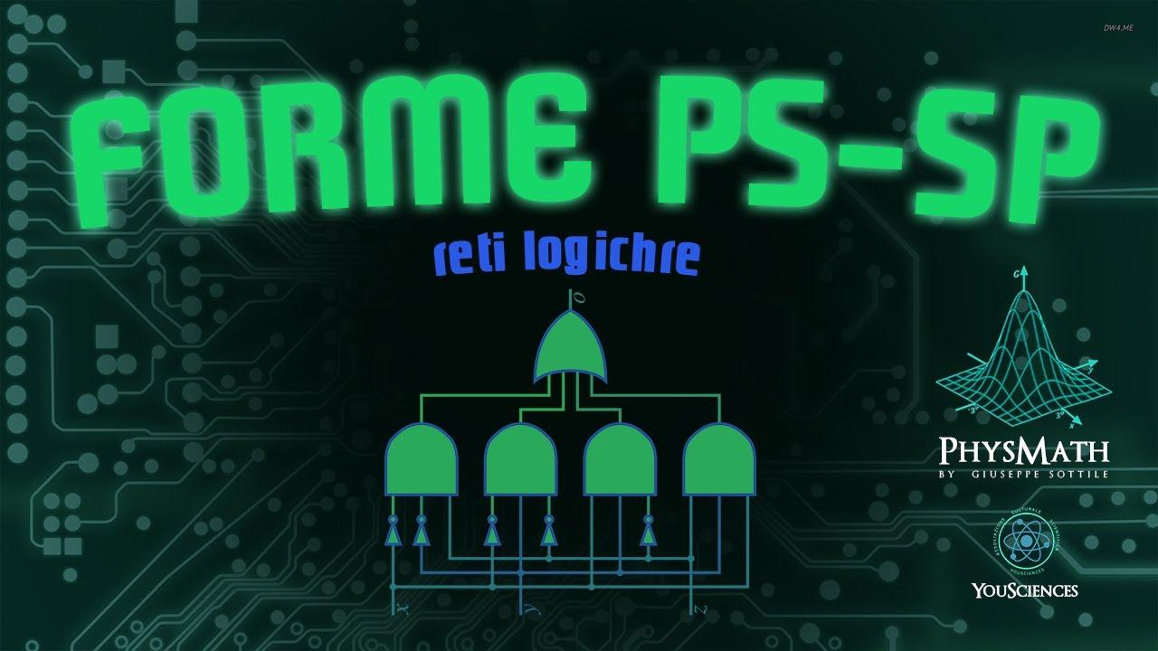 Download Reti Logiche: Forme PS - SP