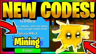 ALL *NEW* SECRET OP WORKING CODES! Roblox Mining Simulator (October 2019)