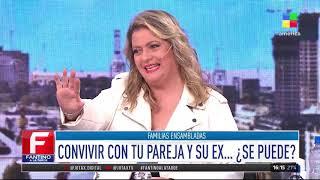 """Adabel Guerrero: """"Estamos conviviendo con mi marido y su ex"""""""
