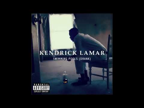 Swimming Pools - Kendrick Lamar - Lyrics [ 1 Hour Loop - Sleep Song ]