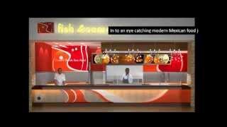 Restaurant Design - Modern Fast Seafood Restaurant