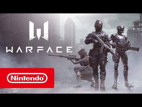 Warface – Ora Disponibile Su Nintendo Switch™