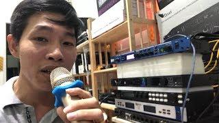 Kiếp âm Thanh Nhạc Chế Trên Vang Số Rời LEXICON MX300