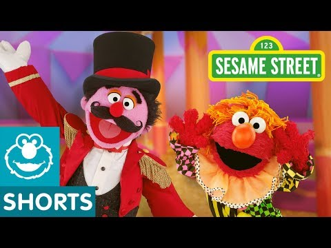Sesame Street: Circus | Elmo the Musical