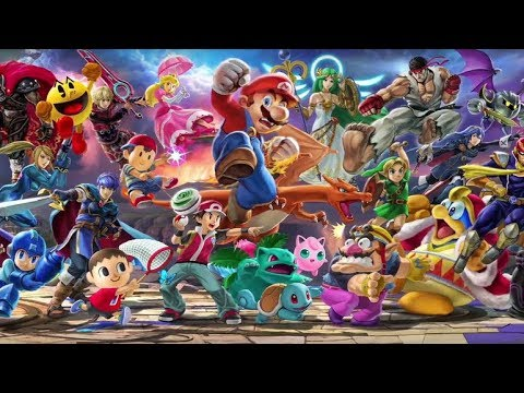 Super Smash Bros Ultimate  FULL Live Reaction