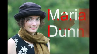Northwich (Virtual) Folk Club - Maria Dunn - 11th September 2020