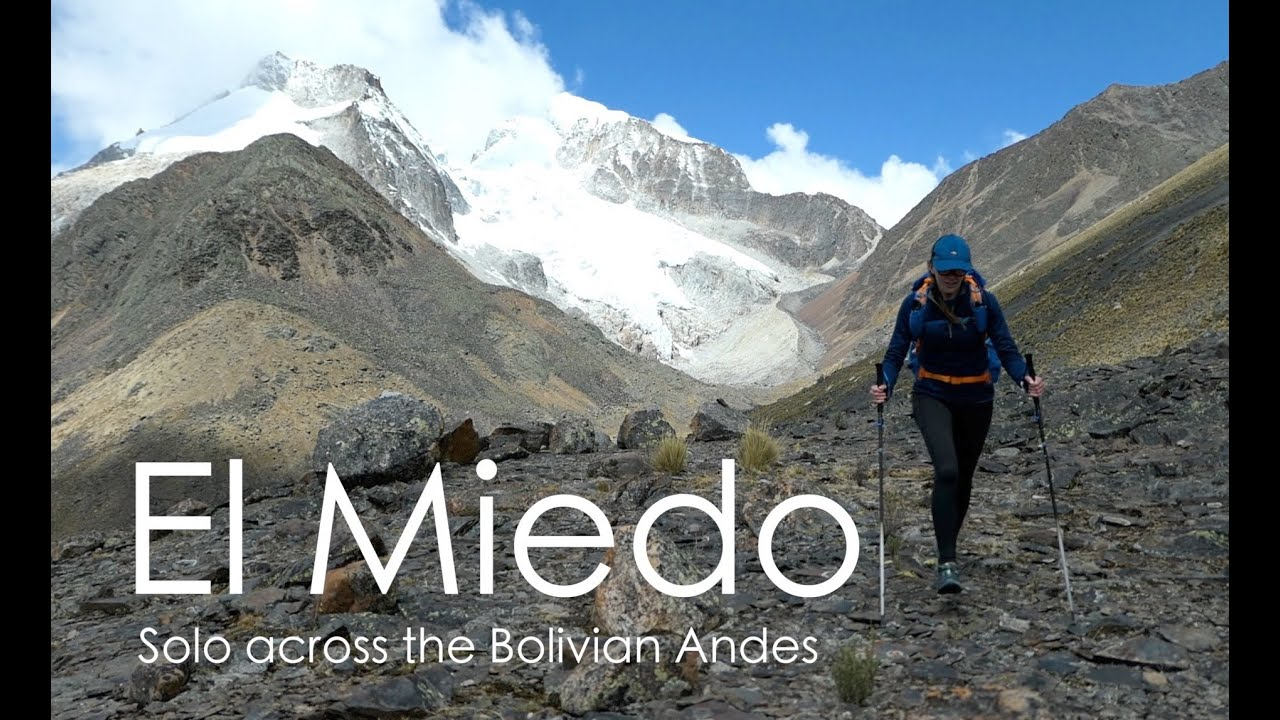 Run The Bolivian Andes Jenny Tough