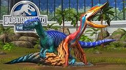 Jurassic World: Das Spiel #34 - STUFE 30 DINO ENTWICKLUNGEN & die PURE ENTTÄUSCHUNG! | LP JW Deutsch
