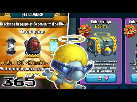 CAPARAZONES para iMIGBO YA DISPONIBLES! - Monster Legends #365