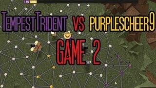 Risky Strats Tournament | TempestTrident vs purplescheer9 Game 2