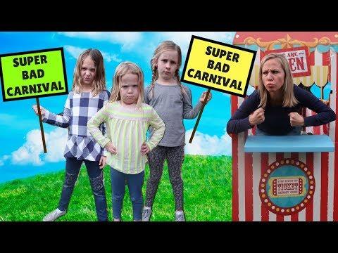 Kids Win BIG at the Super Cool Carnival