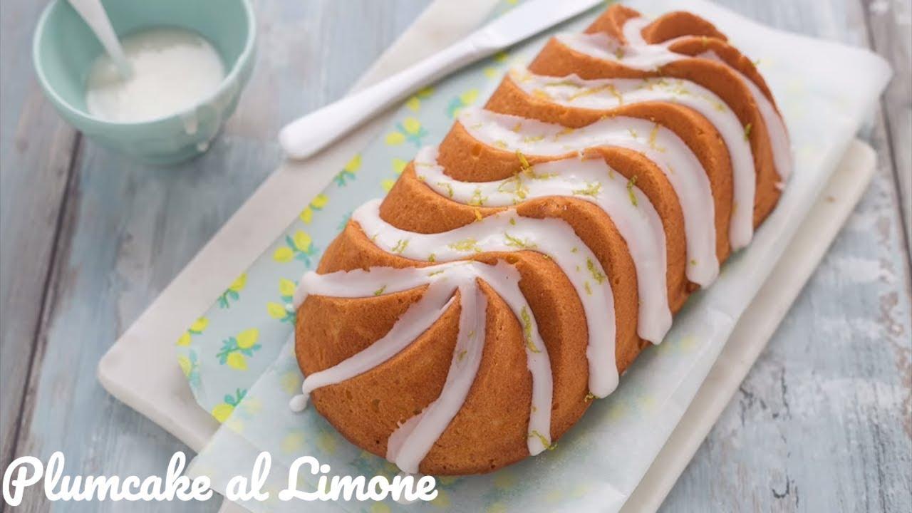 Plumcake Al Limone Ricetta Facile Torta 44 Chiarapassion Youtube