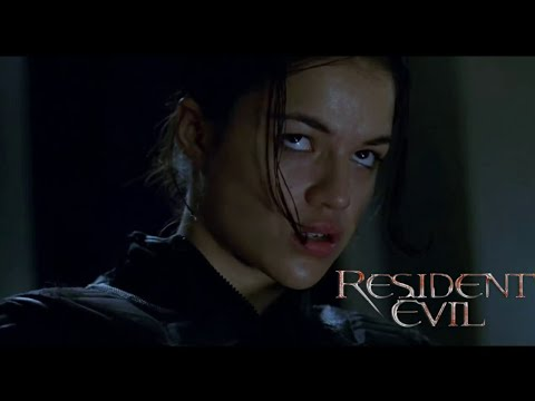 Michelle Rodriguez Scene S As Rain Ocampo From Resident Evil 2002