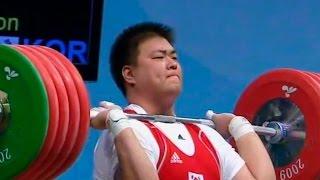 2009 World Weightlifting Championships, Men +105 kg \ Тяжелая Атлетика. Чемпионат Мира