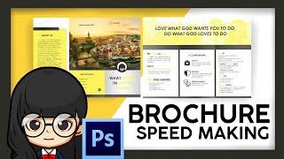 Community Service Brochure [Speed making]
