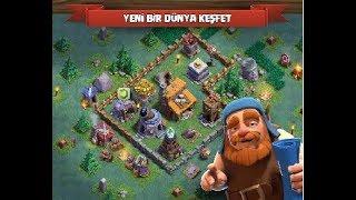 CLASH OF CLANS İNŞAATÇI ÜSSÜ SALDIRI TAKTİKLERİ!!
